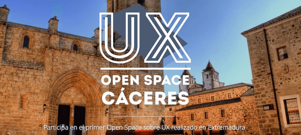 open space de experiencia de usuario web en caceres