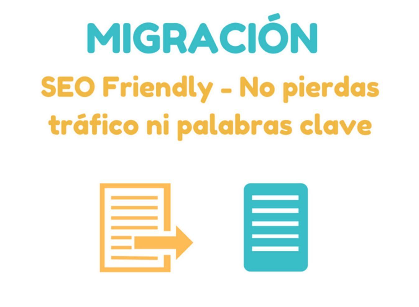 Migración SEO